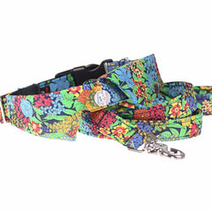 Pawliday Dog Shirt Collar and Leash Set