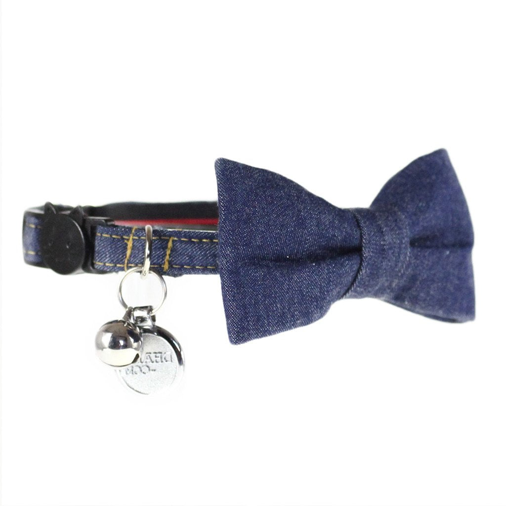 Cat Collar and Bow Tie : Jean