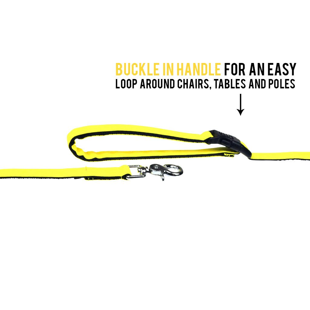 Dog Jacket and Lead Set : Yellow - Dharf - 5