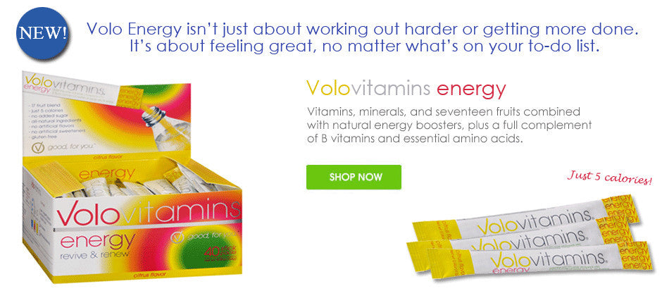 Vitamins for Energy
