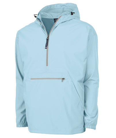 1/4 ZIP WIND BREAKER SEAFOAM