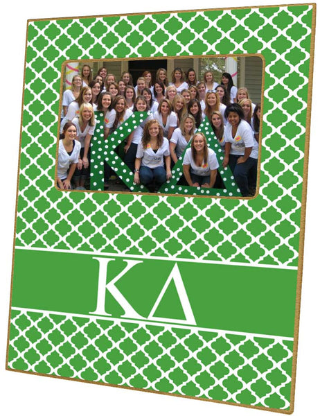 Kappa Delta Picture Frame