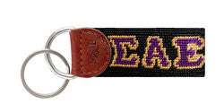SIGMA ALPHA EPSILON NEEDLEPOINT KEY FOB