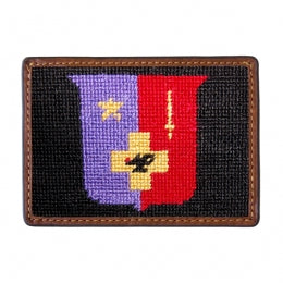 SMATHERS AND BRANSON SIGMA PHI EPSILON CARD WALLET