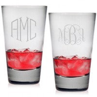 High Ball Glasses-Personalized (Set of 4)