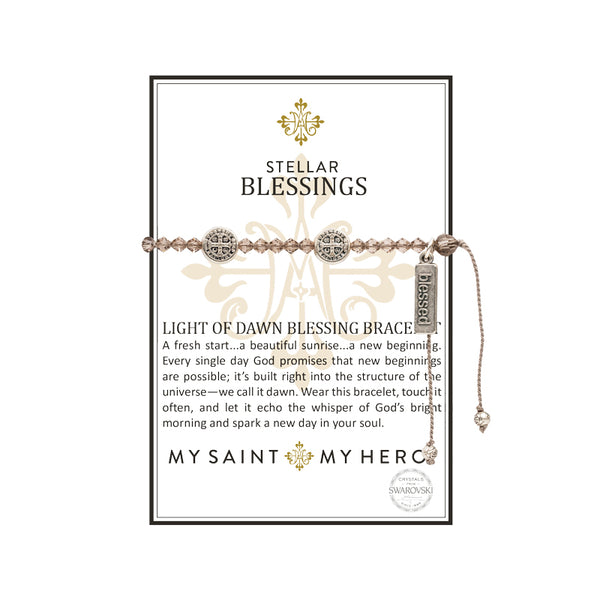 LIGHT OF DAWN BLESSING BRACELET