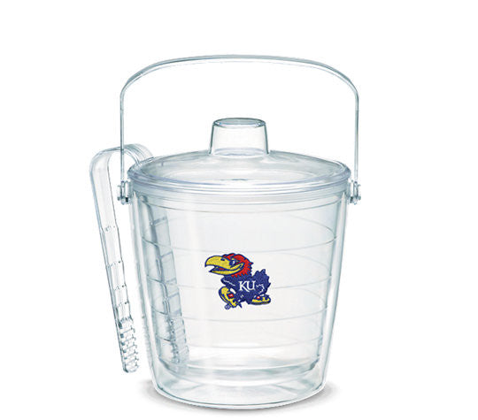UNIVERSITY OF KANSAS INSULATED ICE BUCKET