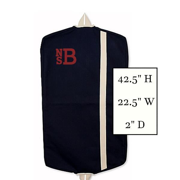 Heavy Weight Canvas Garment Bag