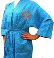 SPA ROBE TURQUOISE
