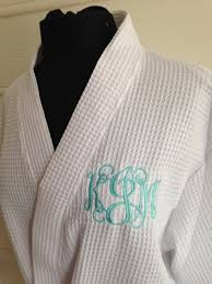 SPA ROBE WHITE