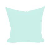 PERSONALIZED PILLOW COVER 14 x 14""