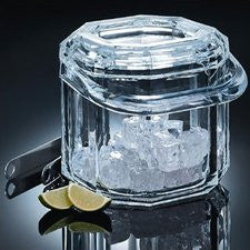 Personalized 3 Quart Acrylic Ice Bucket