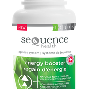 Sequence Health Ageless System Energy Booster - 30 capsules
