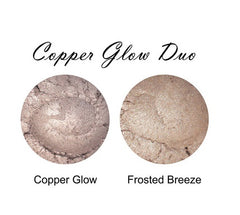 Copper Glow Eye Colour Duo