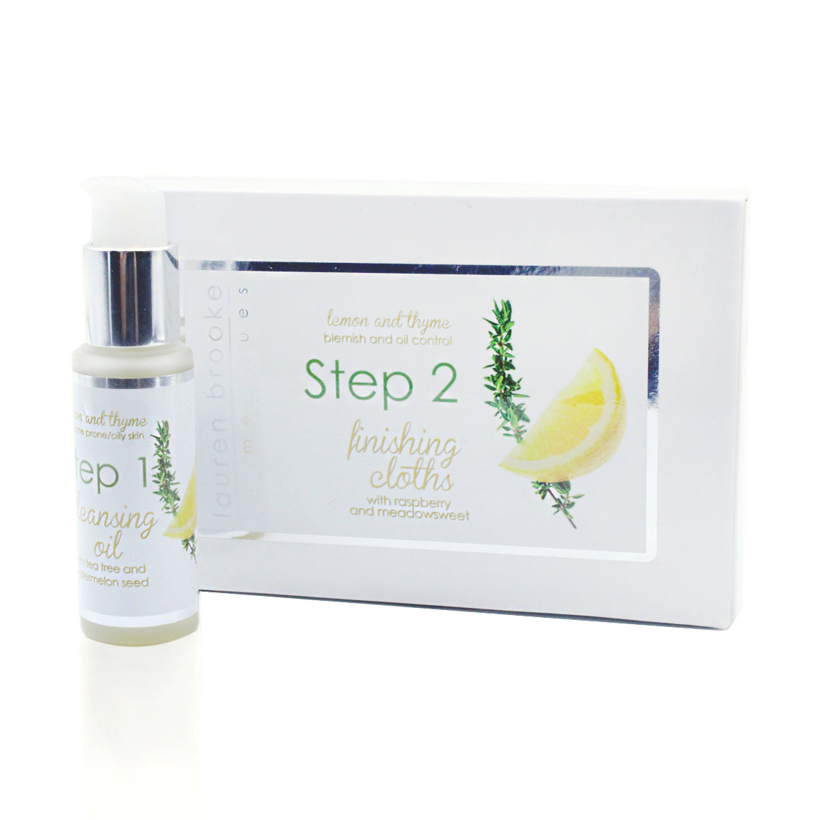 Two Step Cleansing System - Acne-Prone/Oily Skin