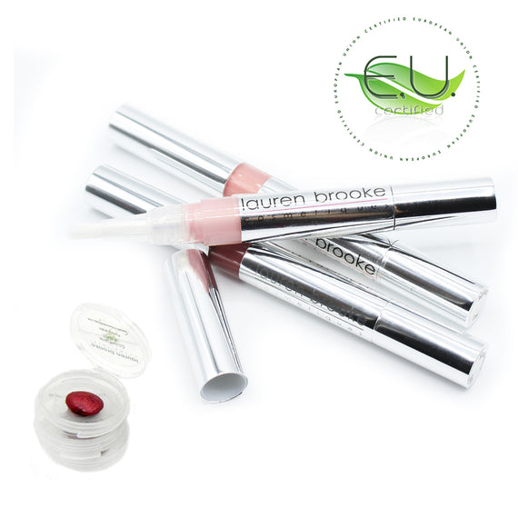 Botanical Lip Gloss Samples