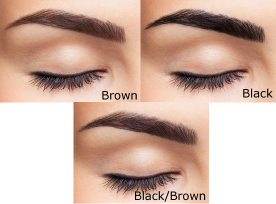 Lauren Brooke Cosmetiques Powder Brow Colours - Powder Eye Liner