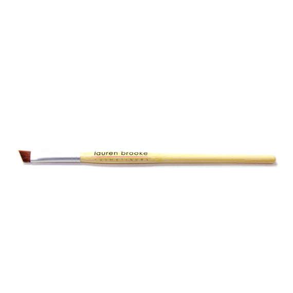 Lauren Brooke Cosmetiques Eco-friendly Eye Liner Brush - Bamboo Brushes, Eco-friendly Brushes