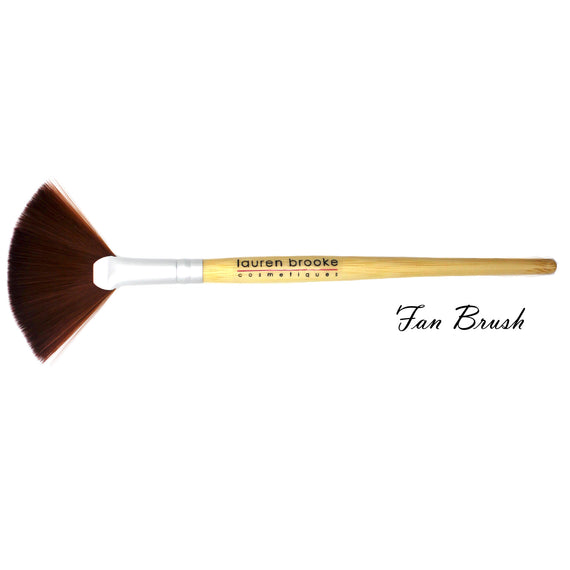 Lauren Brooke Cosmetiques Eco-friendly Bamboo Brushes - Bamboo Brushes, Eco-friendly Brushes