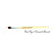Eco-friendly Oval Eye/Concealer Brush