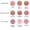 Lauren Brooke Cosmetiques Powder Cheek Colour Samples - Blush, Cheek Colour