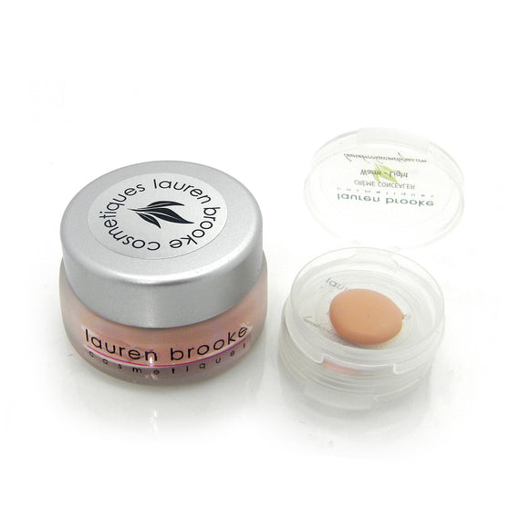 Lauren Brooke Cosmetiques Luminous Eyes Corrective Concealer Samples - Creme Concealer