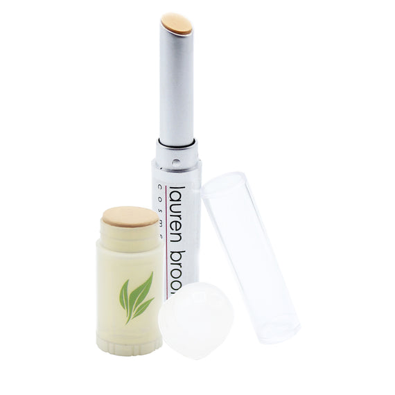 Lauren Brooke Cosmetiques Color Extending Eye Primer Samples - natural primer, organic primer, Soft-Focus Perfecting Primer