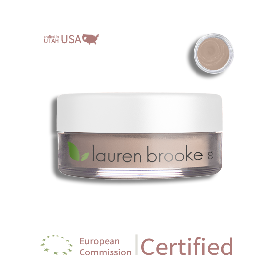 Lauren Brooke Cosmetiques Creme Foundation - Allergic/Sensitive Skin, Dry Skin