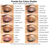 Lauren Brooke Cosmetiques Powder Eye Colours - Eyeshadow, Powder Eye Colours