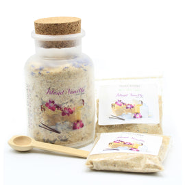 Exotic Spa Soak - Island Vanilla Samples