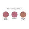 Lauren Brooke Cosmetiques Pressed Cheek Colour Samples -