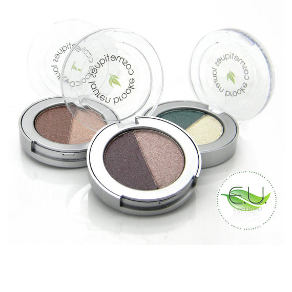 Lauren Brooke Cosmetiques Pressed Eyeshadow Duos -