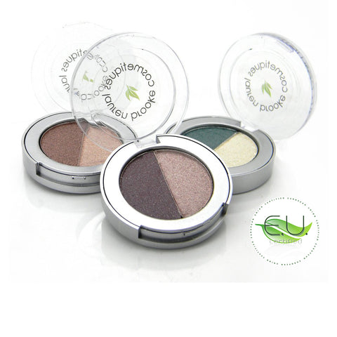 Pressed Eyeshadow Duos