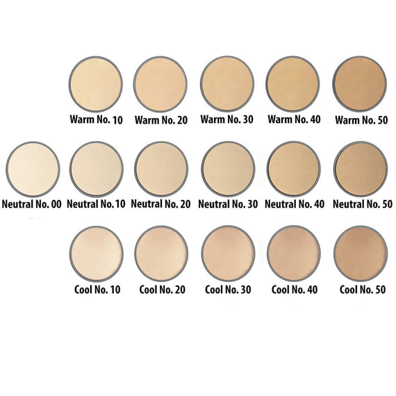 Lauren Brooke Cosmetiques Pressed Foundation - Pressed Foundation