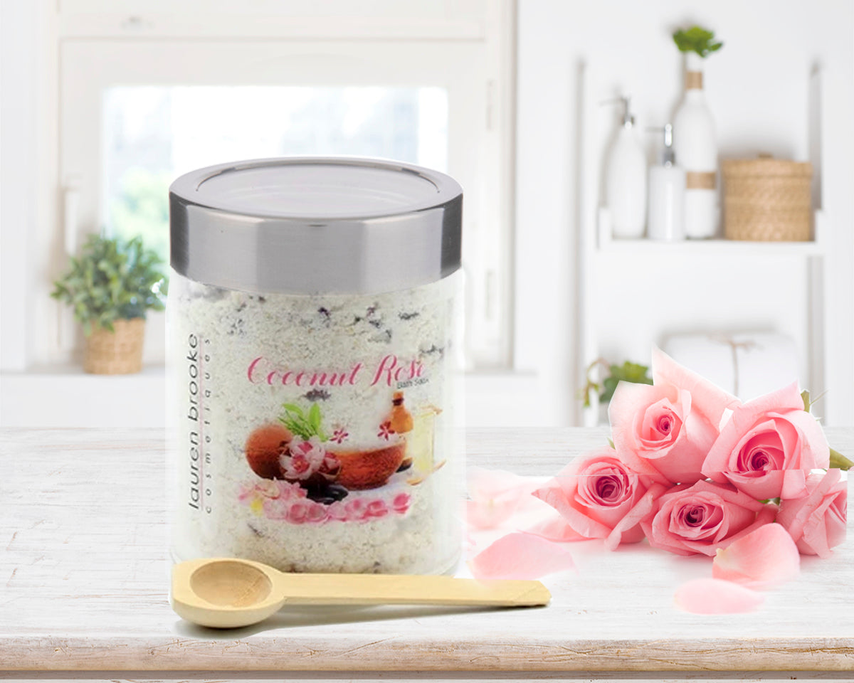Exotic Spa Soak - Coconut Rose