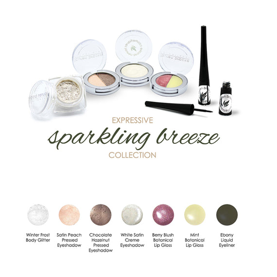 Sparkling Breeze Beauty Style Color Collection - Expressive