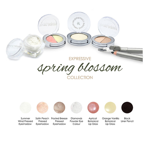 Spring Blossom Beauty Style Color Collection - Expressive