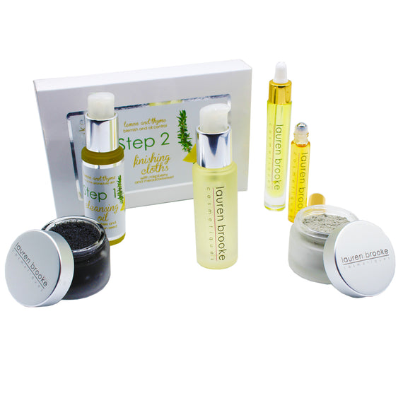 Organically Clear Acne Care Collection