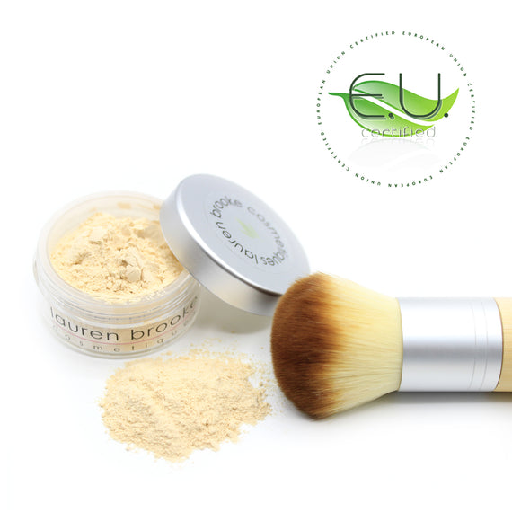 Lauren Brooke Cosmetiques Banana Corrective Finishing Powder - Finishing Powder, Translucent Powder