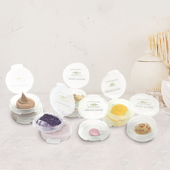 Lauren Brooke Cosmetiques Organic Beauty Concierge Packages - organic beauty concierge samples