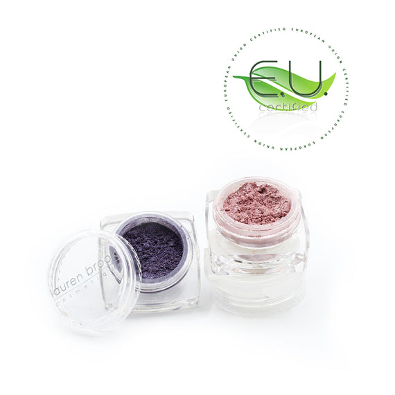Lauren Brooke Cosmetiques Powder Eye Duo Sets - Eye Duos, Eyeshadow, Powder Eye Colours