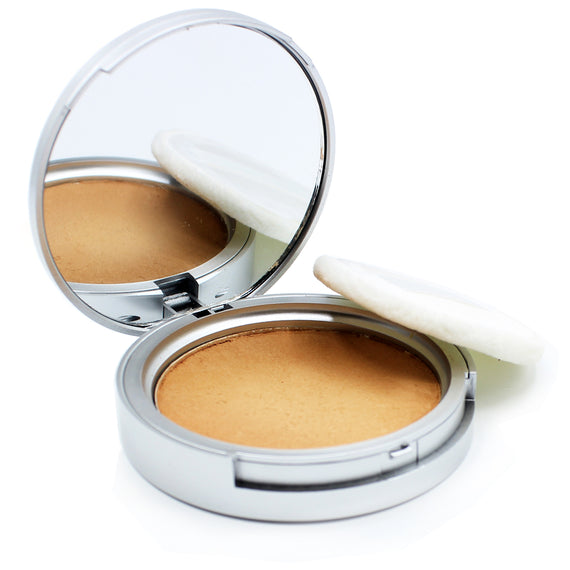 Lauren Brooke Cosmetiques Coconut Beach Pressed Bronzer -