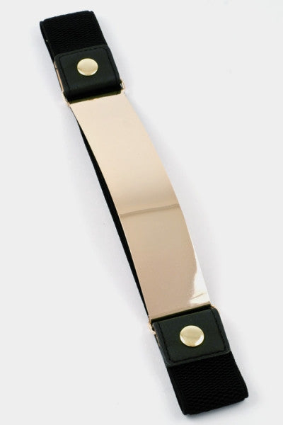 Plate Bar Stretch Belt
