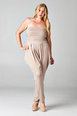 Leena Plus Size Jumpsuit