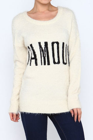L'Amour Sweater