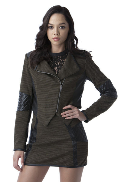 Ashley Biker Jacket