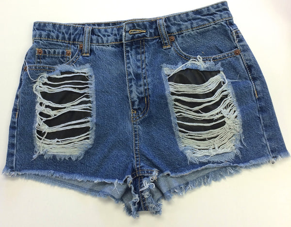 Chloe Denim Shorts