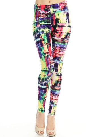 Color Splash Leggings