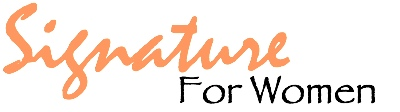 Signature For Women