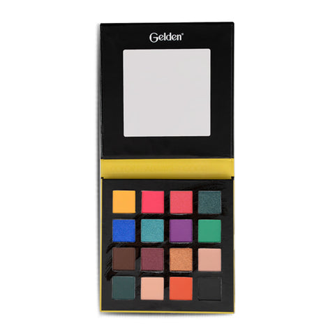 Colors is always a good idea estuche de 16 sombras
